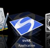 SvnX in CoverFlow